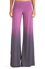 Wide Pant in Marian Ombre Wash
