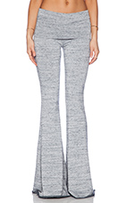 Ashby Wide Leg Pant in Storm