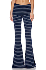 Ashby Pant in Liberty & White