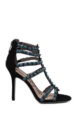 Alina Heel in Black