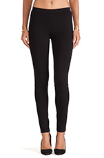 New Moto Legging in Black