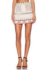 Party Mini Skirt in Multi
