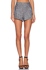 Mariah Short in Heather Chambray