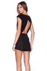 Roseia Dress in Black