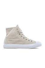 Mike Suede Sneakers in Stone