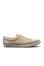 Tennis Shoe Canvas in Natural