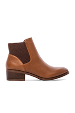 Melancholy Boot in Tan