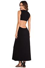 Sydney Dress in Onyx