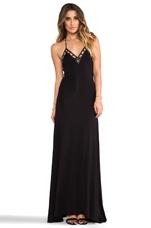Kace Maxi Dress in Black