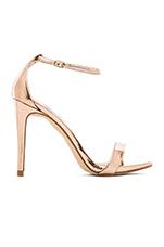 Stecy Heel in Rose Gold