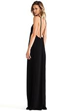 Wilma Maxi Dress in Black