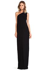Bourdan Maxi Dress in Black
