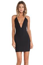 Kimbi Mini Dress in Black