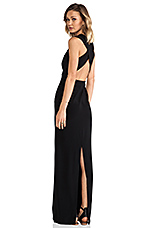 Casa Maxi Dress in Black