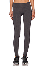 Eclon Basics High Impact Legging in Heather Charcoal