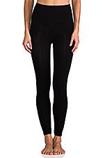 Look-at-Me Cotton Legging in Black