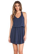 Tank Dress in Navy