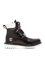 X Timberland Boot in Black