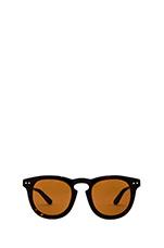 Luigi Sunglasses in Classic Tortoise