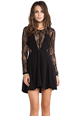 Hold My Hand Dress in Black