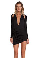 Sad Kive Dress in Black