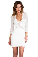 x REVOLVE Seductive Dress in Ivory