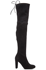 Highland Boot in Black