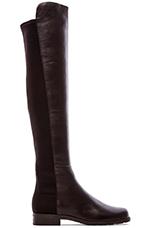 5050 Stretch Leather Boot in Nigeria Nappa