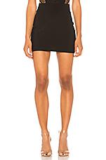 Slim Skirt in Black