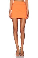 Slim Skirt in Lava