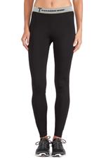High Density Legging in Black