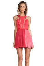 Pretty Woman Dress in Paradise Pink/Nude