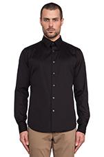 Wealth Sylvain Shirt in Black
