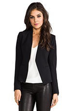 Lanai Blazer in Black