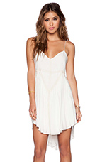 Transformation Dress in White & Natural