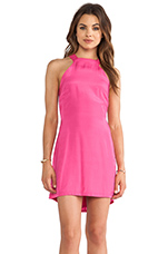 Lowlands Dress in Pink