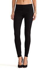 Charcoal Legging in Faded Black