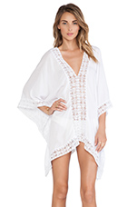 Barbados Dress in White