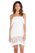 Sea Salt Dress in White
