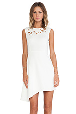 Blossom Dress in Ivory