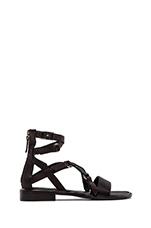 Imogen Sandal in Black