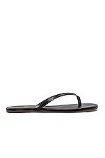 Sandal in Sable
