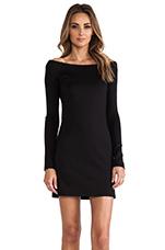 Gola Dress in Black