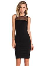 Carson Dress in Black
