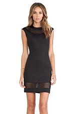 Morgan Dress in Black