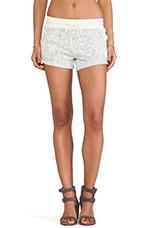 Wildcat Shorts in Heather Grey