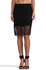 Shores Skirt in Black