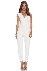 Avilla Jumpsuit in Ivory