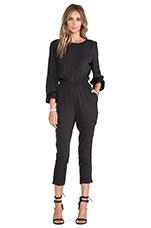 Prima Jumpsuit in Black