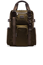 Alpha Bravo Lejeune Backpack Tote in Olive